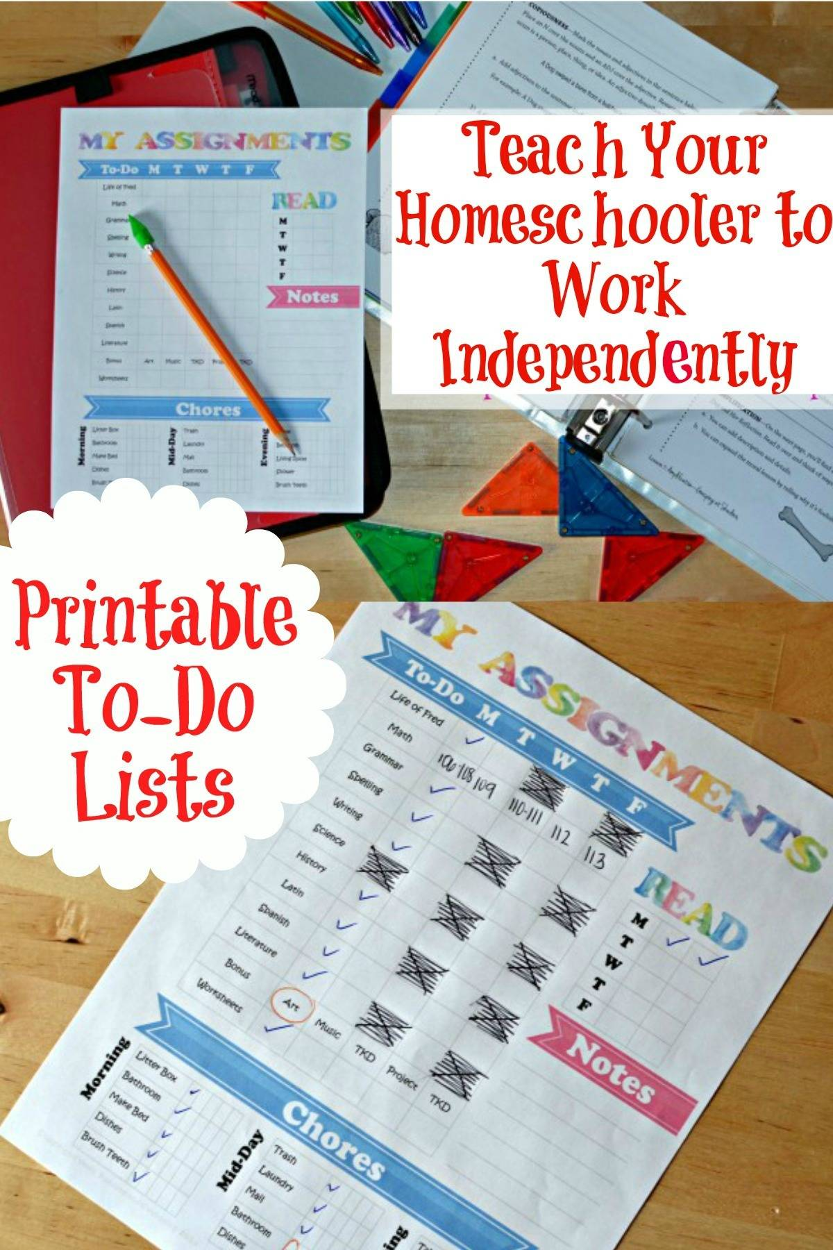 How To Teach Your Homeschooler To Work Independently Only Passionate Curiosity