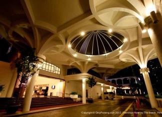 Grand Hotel Entrance of Flamingo Hotel