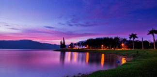 Penang Mengkuang Dam with nice view