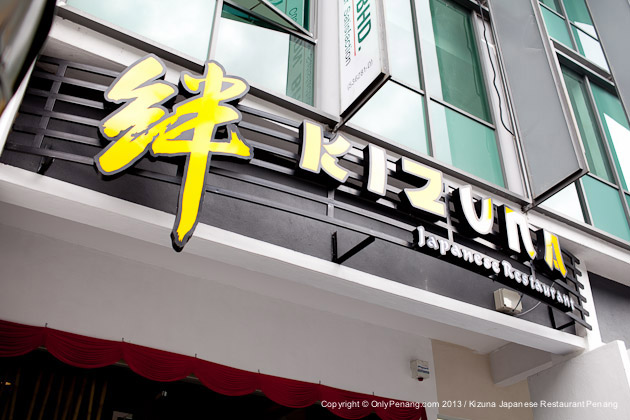 Kizuna Japanese Restaurant Penang, Bayan Bay Indah