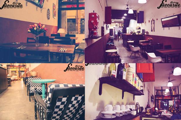 Favourite Cafe Penang