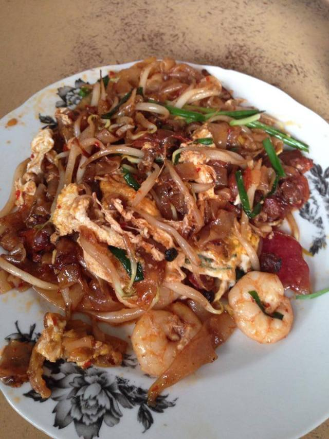 penang siam road char koey teow