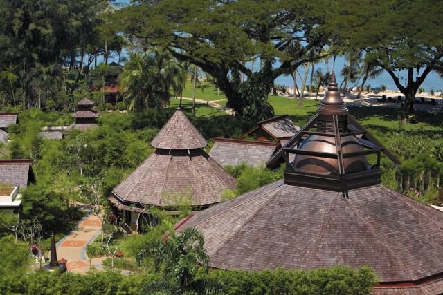 Penang Rasa Sayang Resort Roof of CHI, The SPA