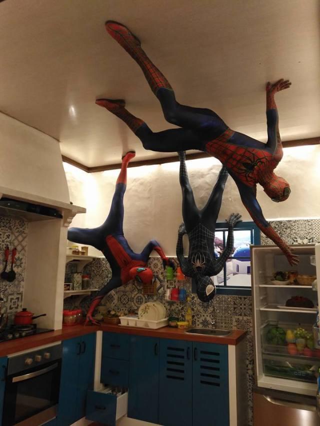 Upside Down Museum in Penang