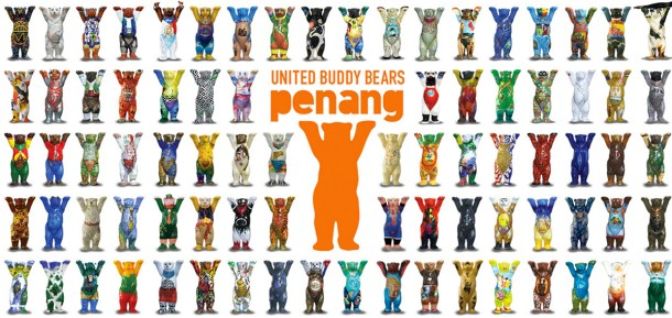 Penang United Buddy Bears