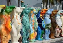 United Buddy Bears in Penang Esplanade