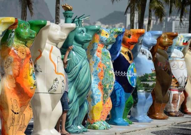 Penang United Buddy Bears