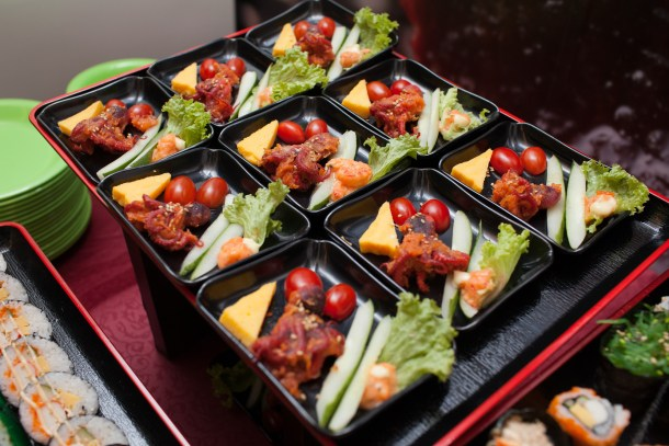Japanese food from Seoul Garden Autocity Penang