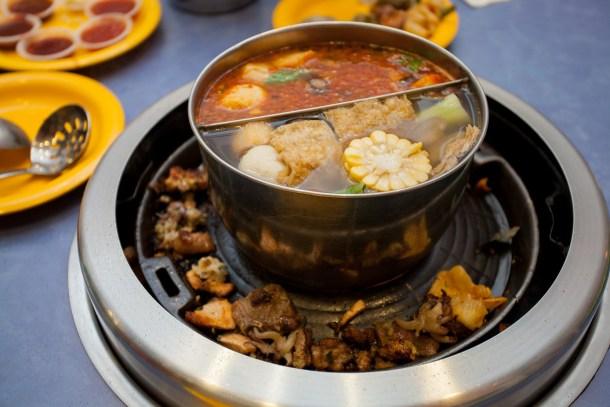 Seoul Garden Autocity Penang Korean Barbecue Restaurant