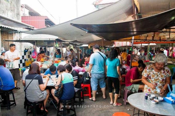 Bukit Mertajam Pek Kong Cheng Hawker Area 9