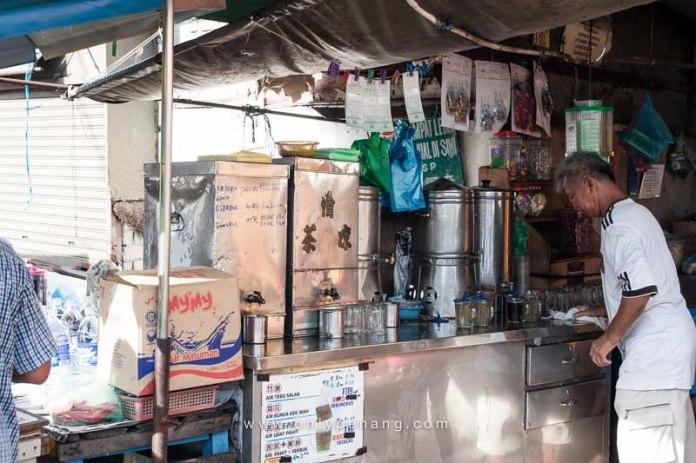 Bukit Mertajam Pek Kong Cheng Hawker Area 7