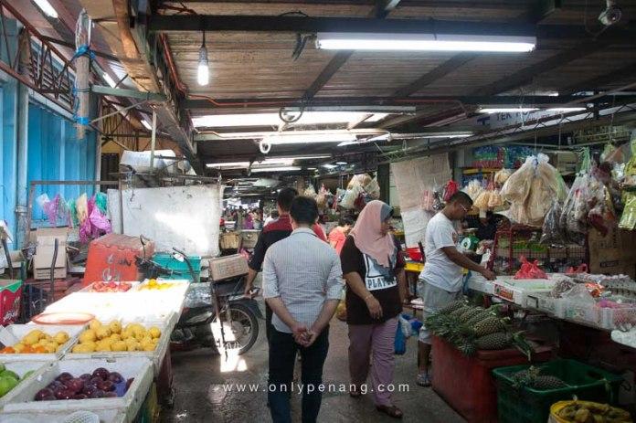 Bukit Mertajam Pek Kong Cheng Hawker Area 6