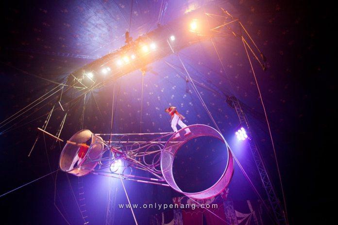 Penang circus