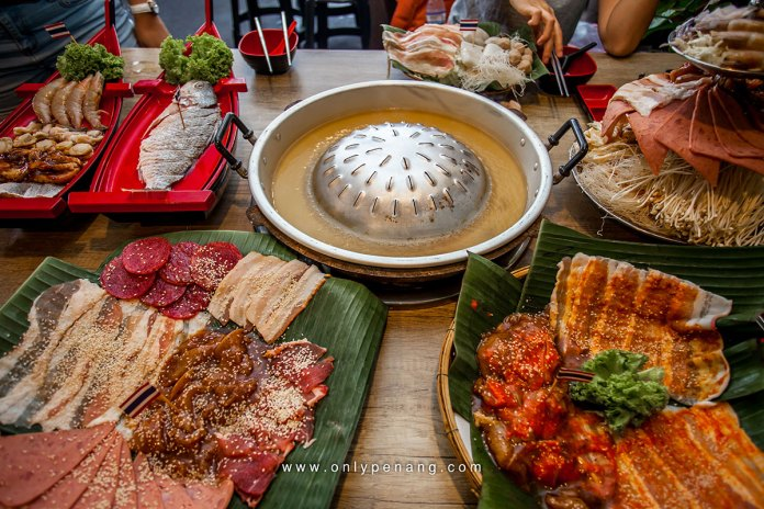 Penang International Cuisine in Automall