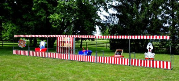 Theme Design - Carnival Fun for Children of ALL Ages