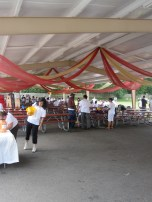 Theme Decor - Carnival draping