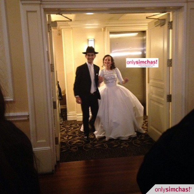Wedding of Tali Biderman & Moshe Stern | Only Simchas