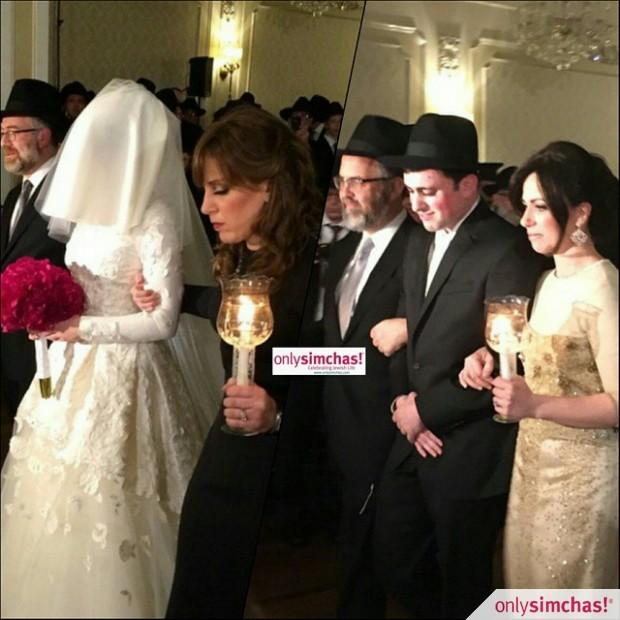 Wedding of Sarifka Rosenthal & Moshe Jungreis | Only Simchas