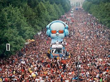 Best Moments of Love Parade Berlin