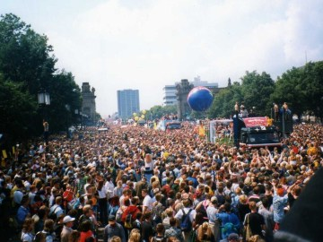 Berlin Love Parade: What happened to the World's Greatest Party?