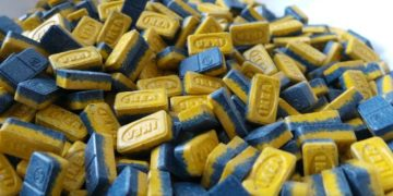 Police Issued A Warning About  Extra Strong Ikea Ecstasy
