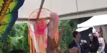 VIDEO: Couple Threw a Trance Wedding - and it's Amazing!