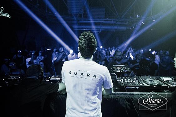 Coyu presents Suara @ Privilege Closing party