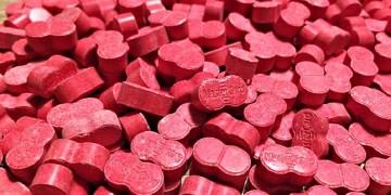 Warning about dangerous pink Mastercard ecstasy pills