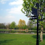 London's Victoria Park will host a rave next year