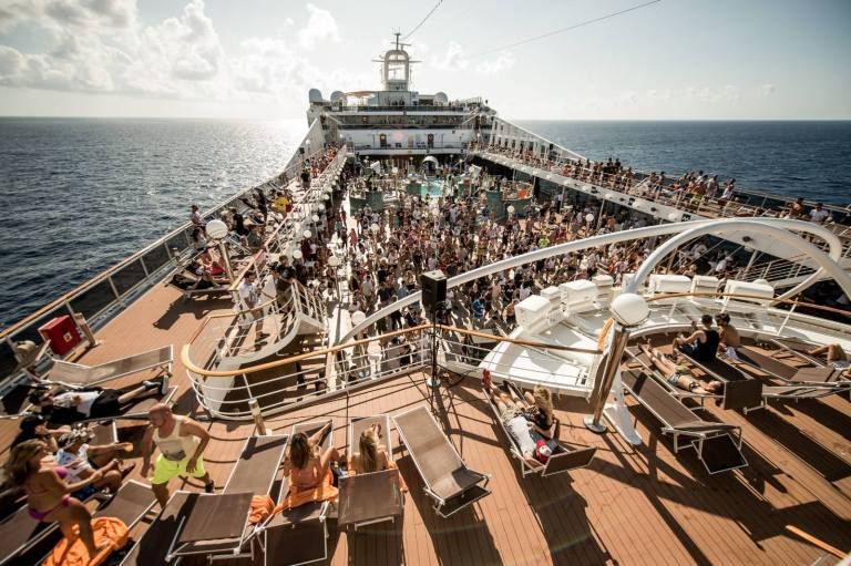 Set The Sails For Mdrnty Cruise 2018