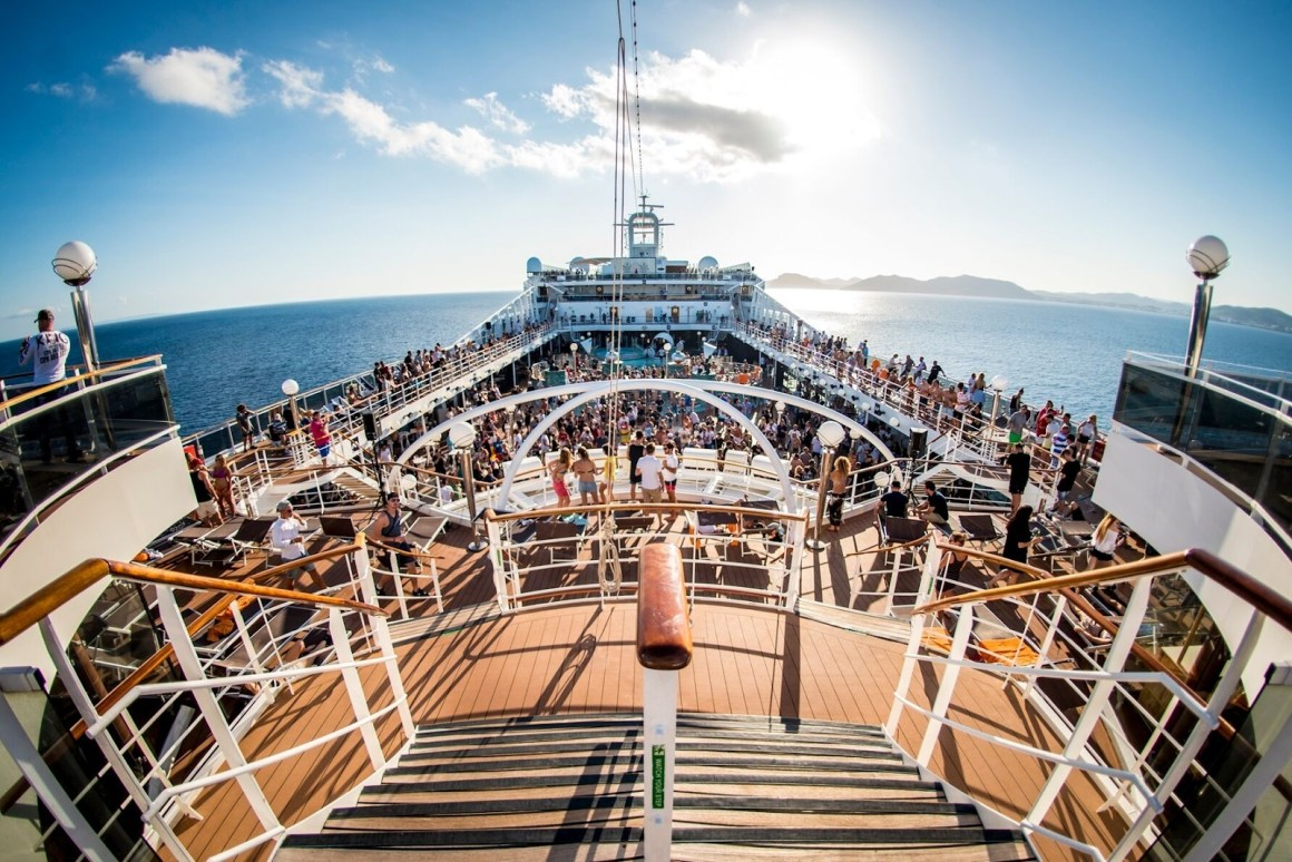 MDRNTY Cruise announces HYTE stage, finalises 2018 line-up