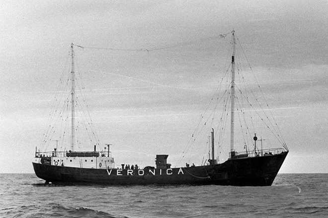 Old Pirate Radio Ship Is Going To Be New Club