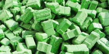 Green Heineken Ecstasy Pills Caused Deaths of 2 people at Festival