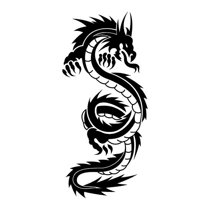 Phoenix Chinese Dragon Clip Art