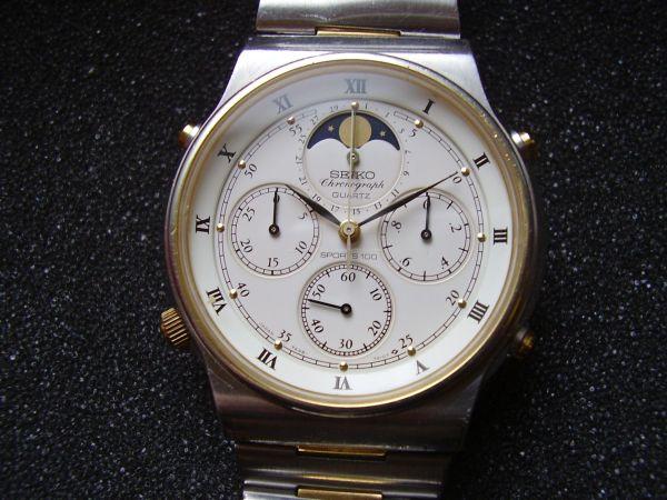 Seiko 7A48-7000 Quartz Chronograph