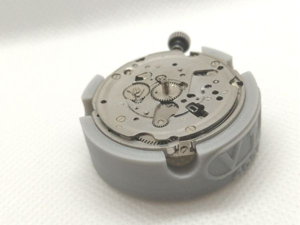 VTA 4000F Movement holder for Seiko Bell-Matic movements - movement not included