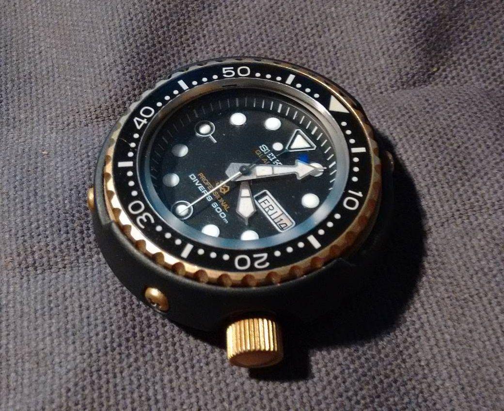 Seiko 7549-7000 Golden Tuna
