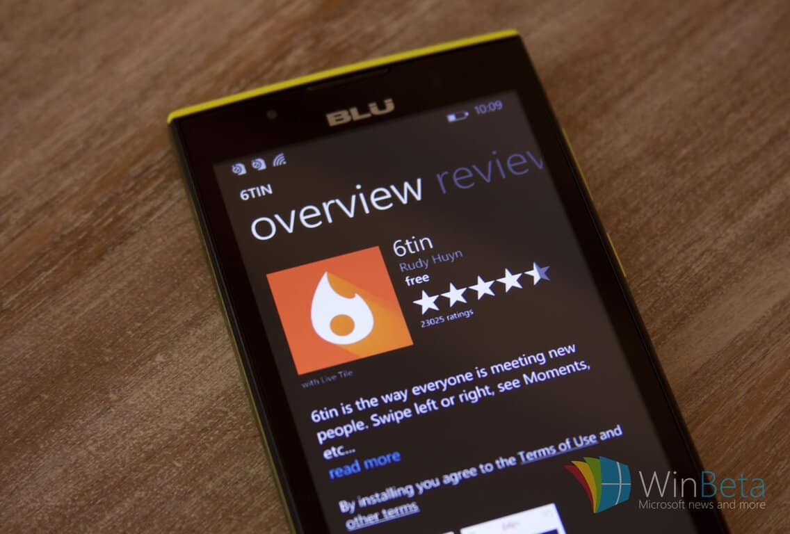 Free dating sites for windows phone