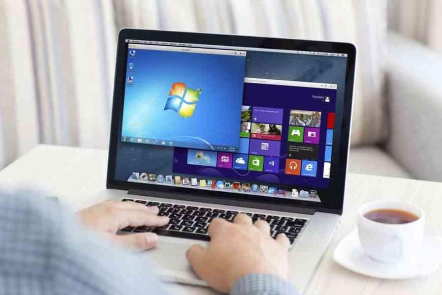 Windows virtulization on Mac