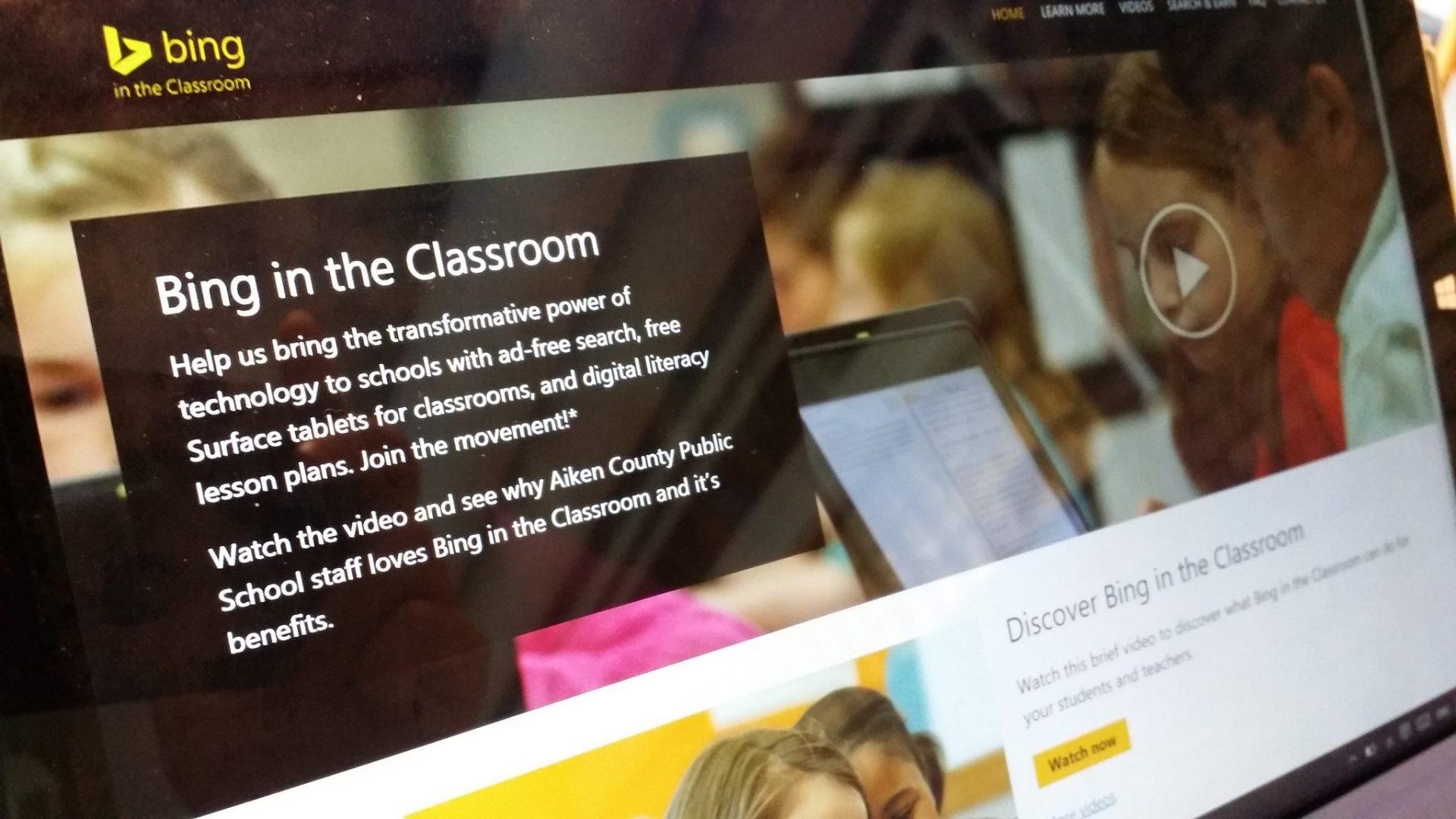 Microsoft highlights how Office 365 Education helps keep