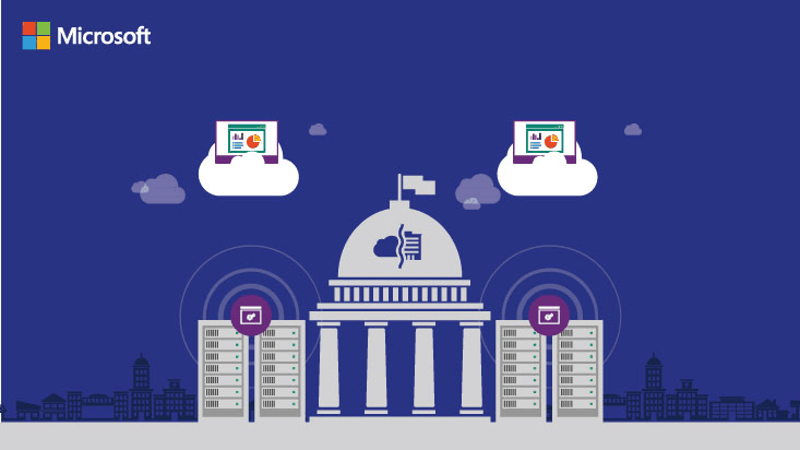 Microsoft is serious about helping improve digital government.