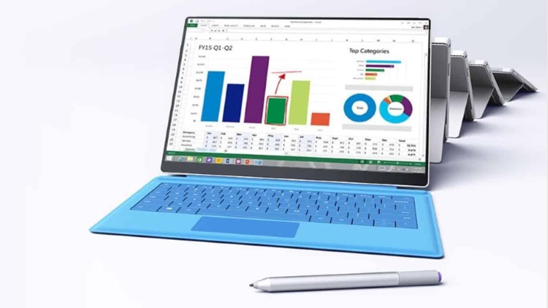 Rumored Surface Pro 4. Image Credit: w4hub