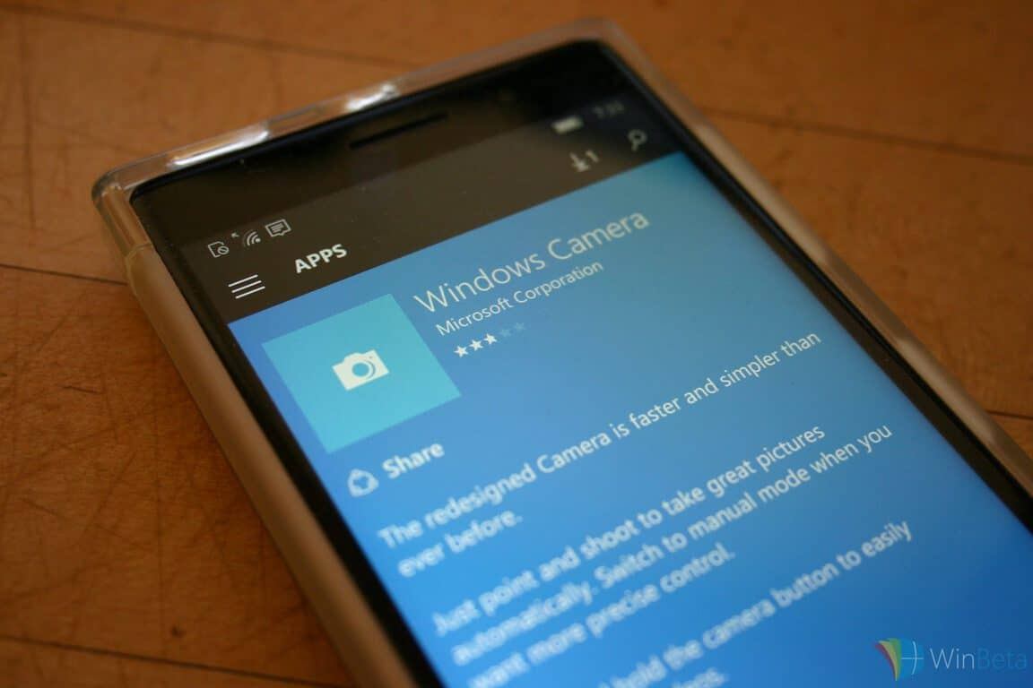 Windows 10 Camera app gets slow-motion video capture feature