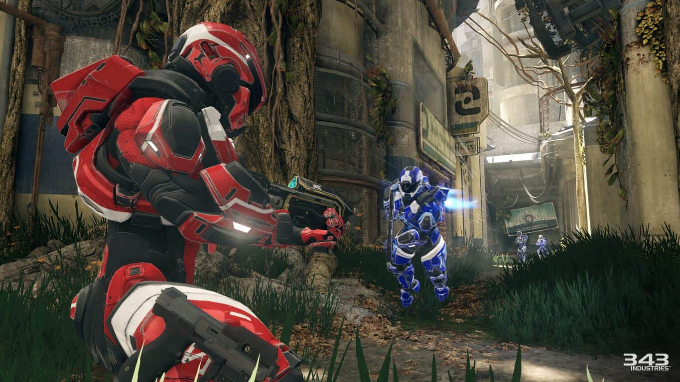 Future Halo shooters will bring back split-screen