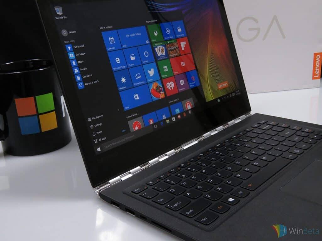 Lenovo Yoga 900 review OnMSFT com