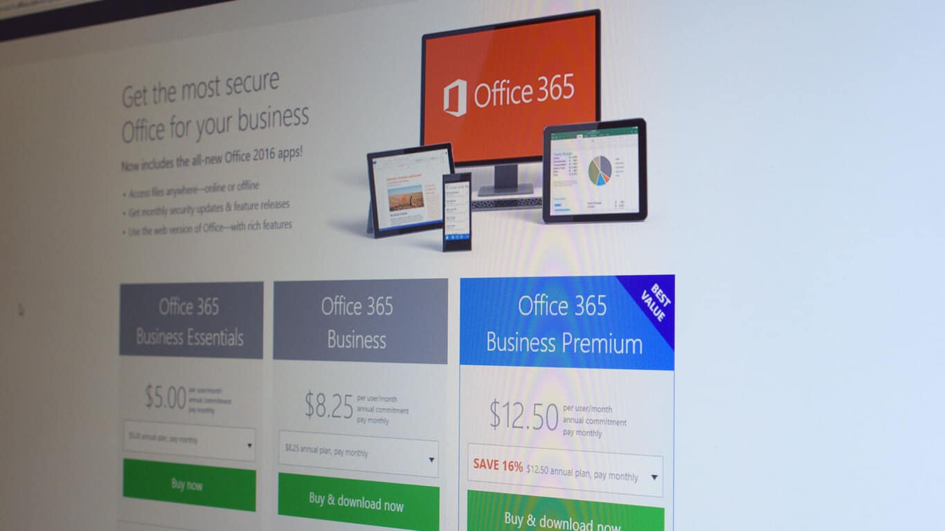 Microsoft's Office 365 is still the most used cloud