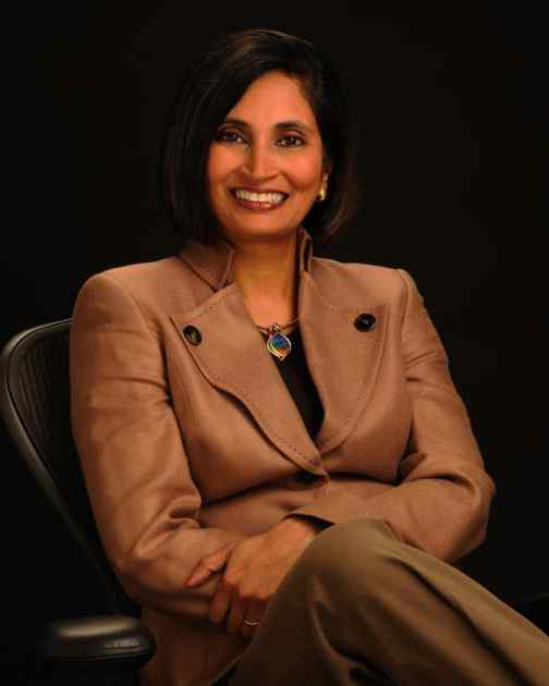 Padmasree Warrior, former chief technology officer of Cisco.