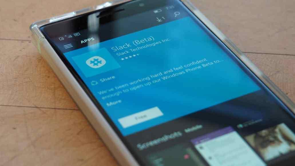 Slack adds calls, still working on bringing them to Windows Phone | On MSFT