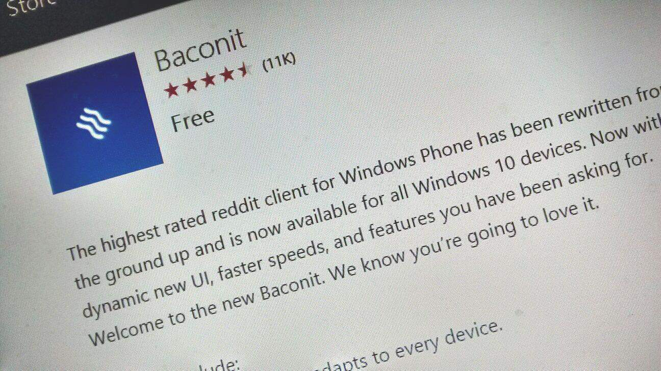 Baconit