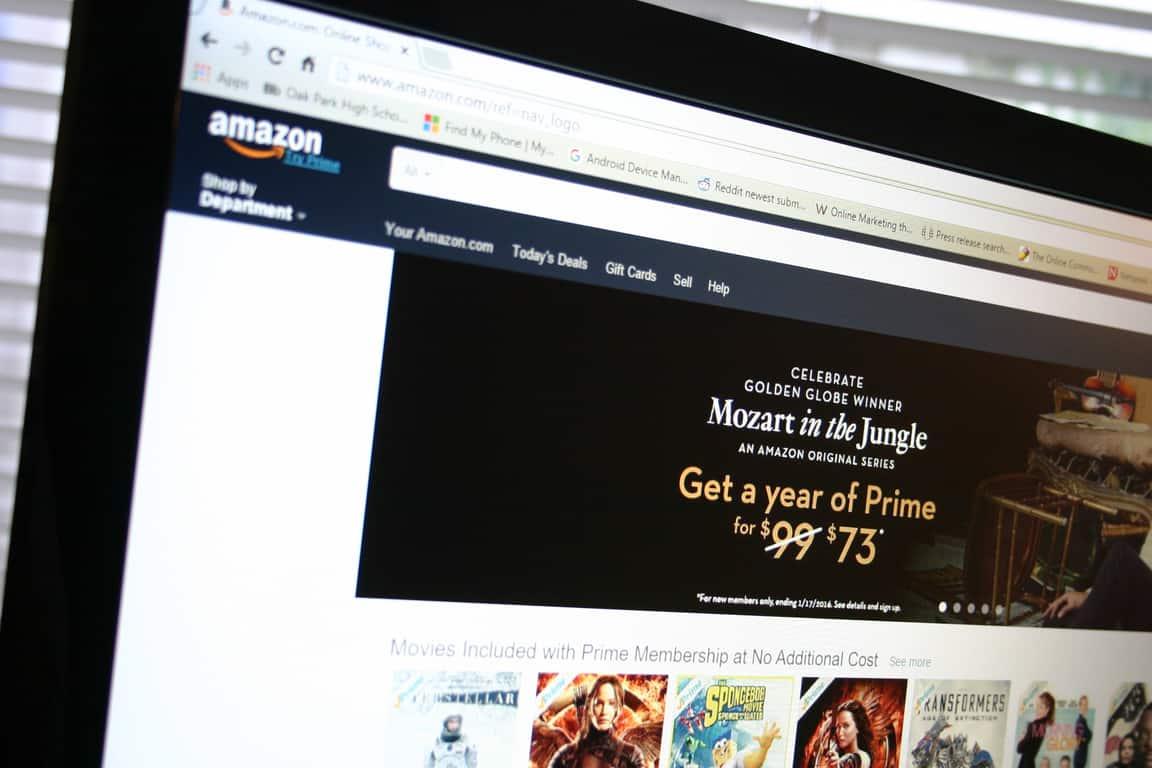 Amazon Prime Deal Feature